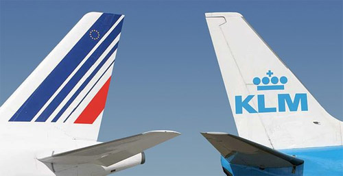 L'action Air France KLM prend plus de 7% sur la séance