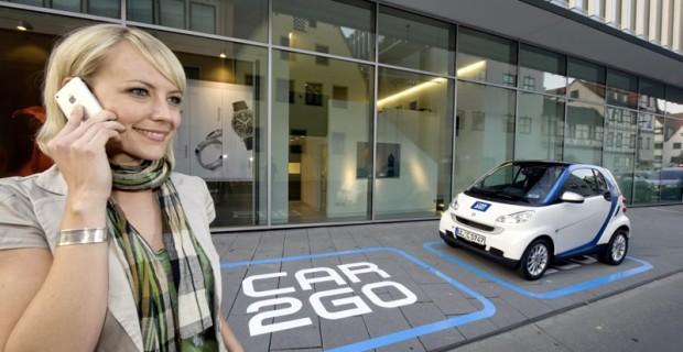 Car2go se lance à Lyon
