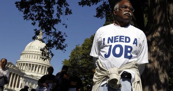 Baisse du taux de chômage aux Etats-Unis