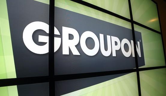 L'action Groupon perd 14% sur une seule séance