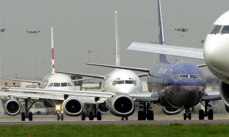 1/3 des vols annulés à Heathrow
