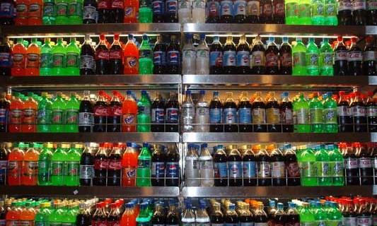 4% de plus pour les sodas en un mois