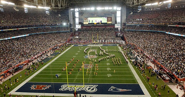 Audience record pour le SuperBowl 2012