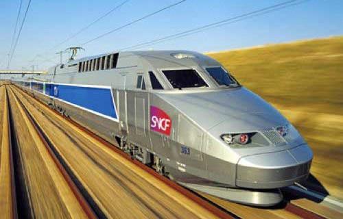 Remise en question des projets d'expansion du TGV