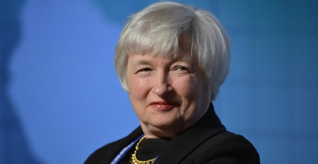 Janet Yellen prend les rênes de la Fed