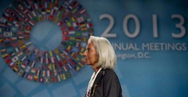Lagarde: Le FMI reflète l'économie mondiale de 2008
