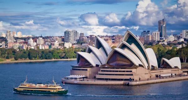 La coupe du monde de l'économie place l'Australie gagnante
