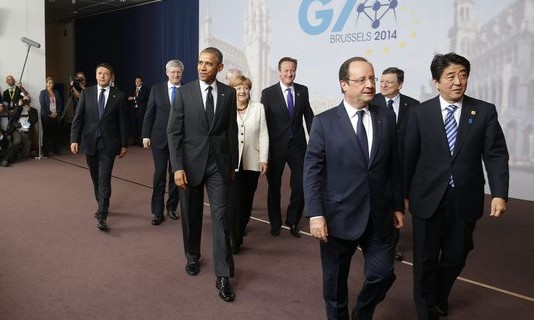 Le G7 en recherche d'un plan de relance de l'économie mondiale