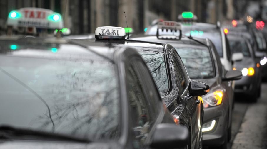 Grève des taxis