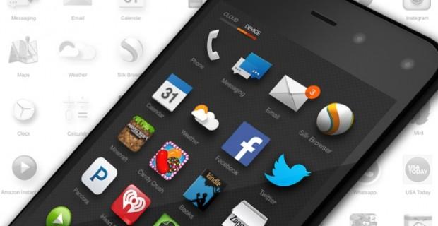 Le Fire Phone d'Amazon peut-il voler des parts de marché à Apple?