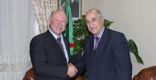 Un forum économique algéro-canadien en vue