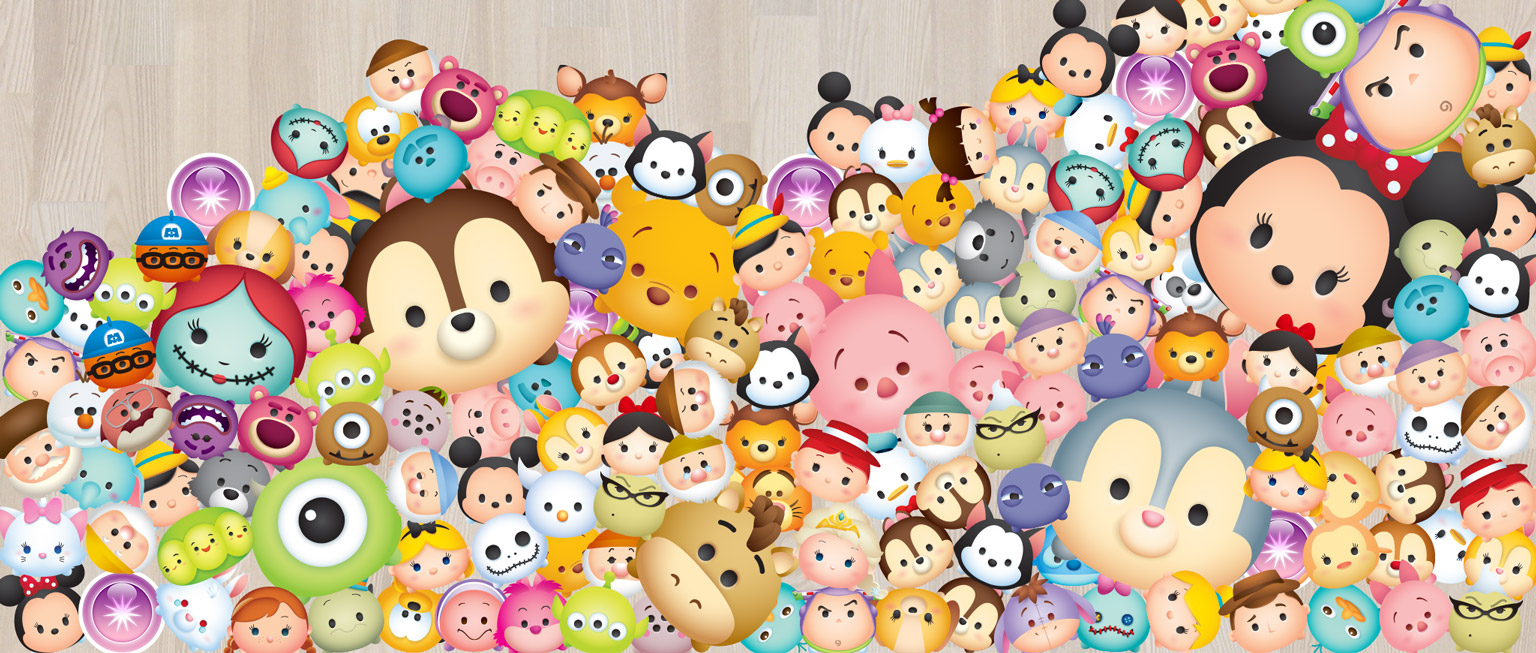 Coloring pages tsum tsum - Free Tsum Tsum Coloring Pages