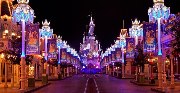 Découvrez la magie de Disney grâce au bon plan famille