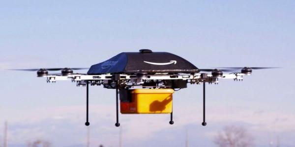 Amazon livraisons par drones