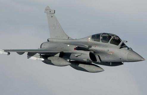 Le Rafale français de Dassault décolle enfin