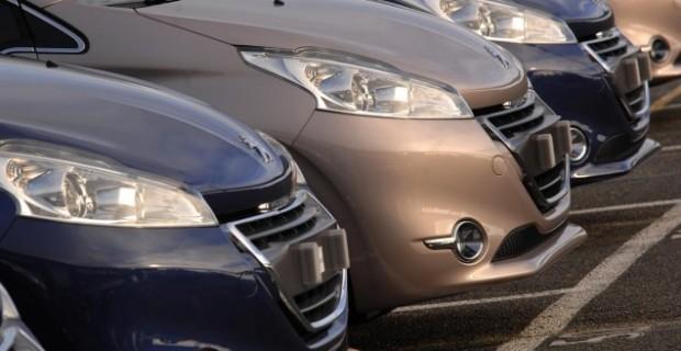 Le secteur automobile français renoue avec la croissance