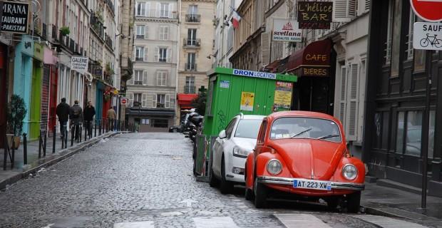 Louez une place de parking proche des quartiers animés de la capitale
