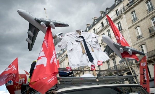 loi-travail-cgt-greve-air-france-goodyear