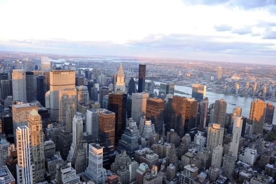 new-york vue du ciel