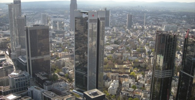 New York, premier centre financier européen ?