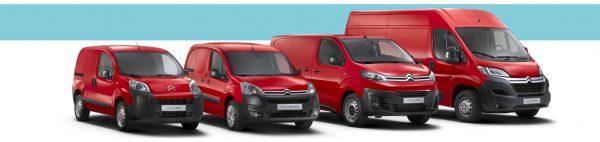 Citroën véhicule professionnel