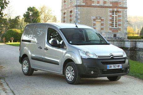 Citroën vehicule pro