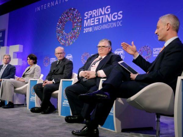 Meeting de la banque mondiale
