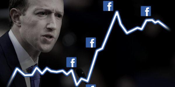 pertes pour facebook