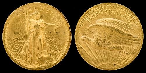 vieilles monnaies double eagles