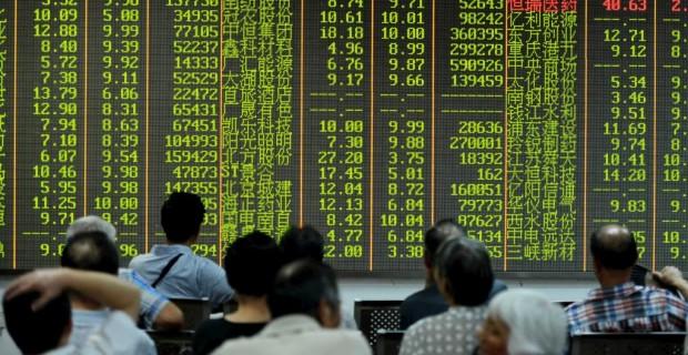 Marché boursier : l'Asie est plus vulnérable que les Etats-Unis