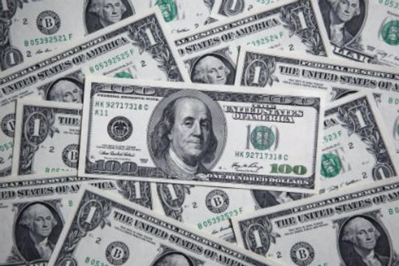 dollar américain fort