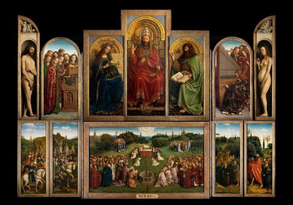 2020: année de Van Eyck