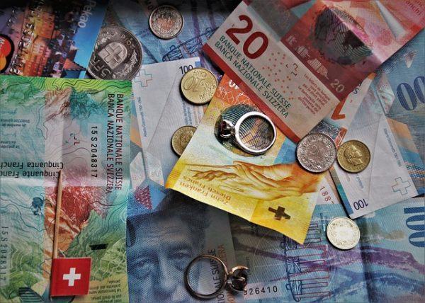 forex franc suisse