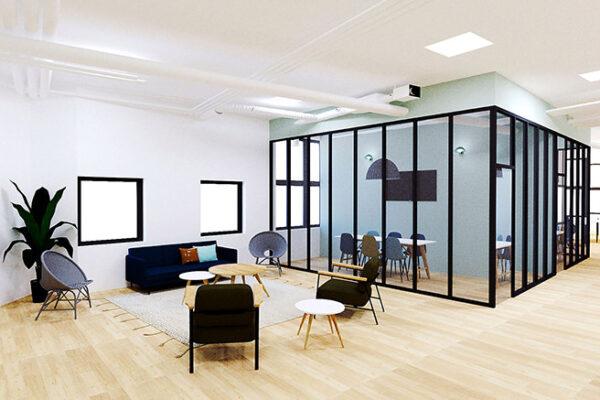 trouver le bureau parfait (et flexible) sur Paris avec Volum