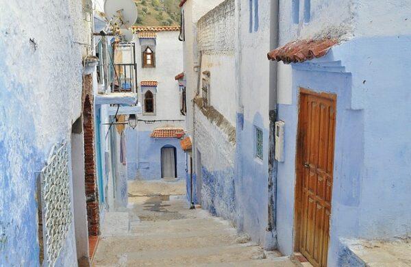 Ruelle Maroc
